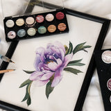 Mother's Day Special: Peonies Watercolour Workshop - artjamming, Boulevart - Boulevart