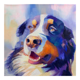 Human & Pet Portrait Oil Painting (Customised - Single)