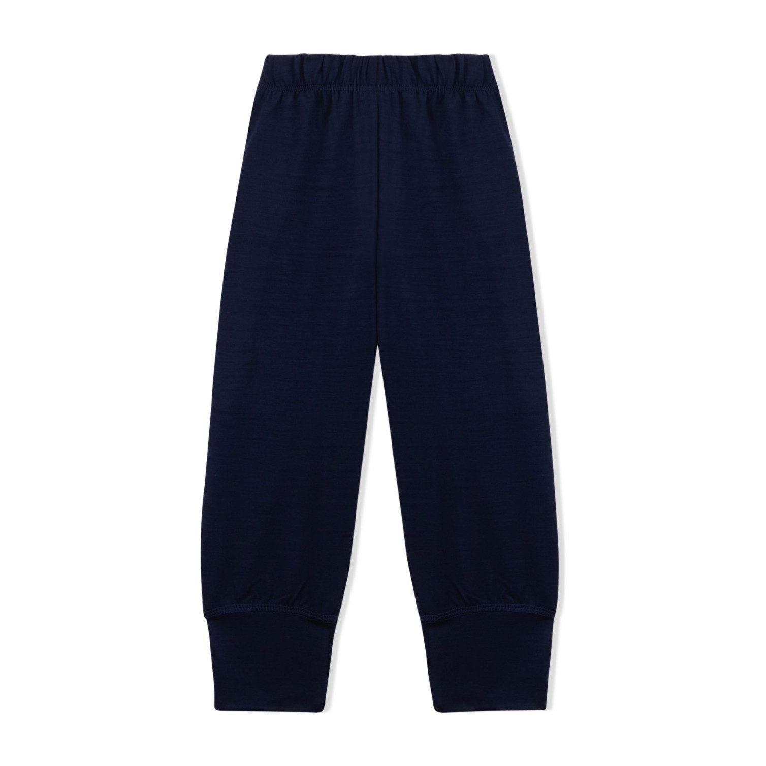 Essential Merino Lounge Pants - Knot x Antipodes Merino (Navy Blue)