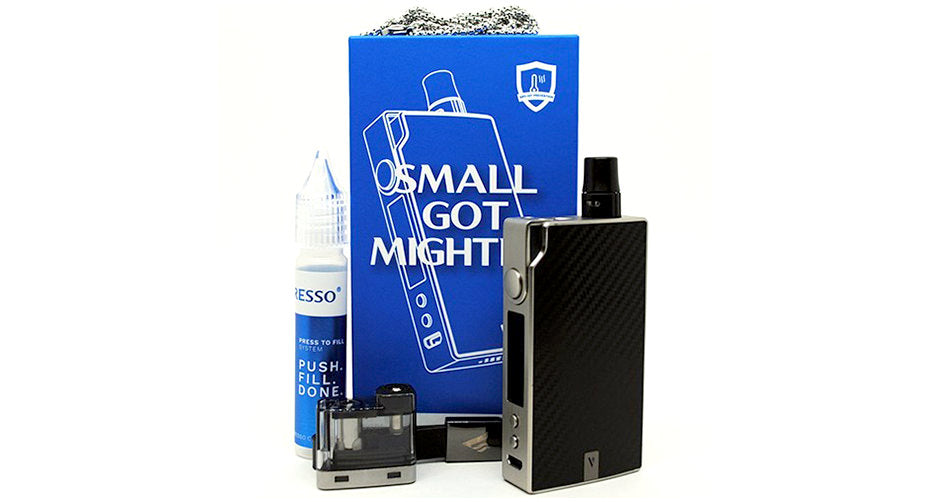 Vaporesso Degree Pod Kit Bundle