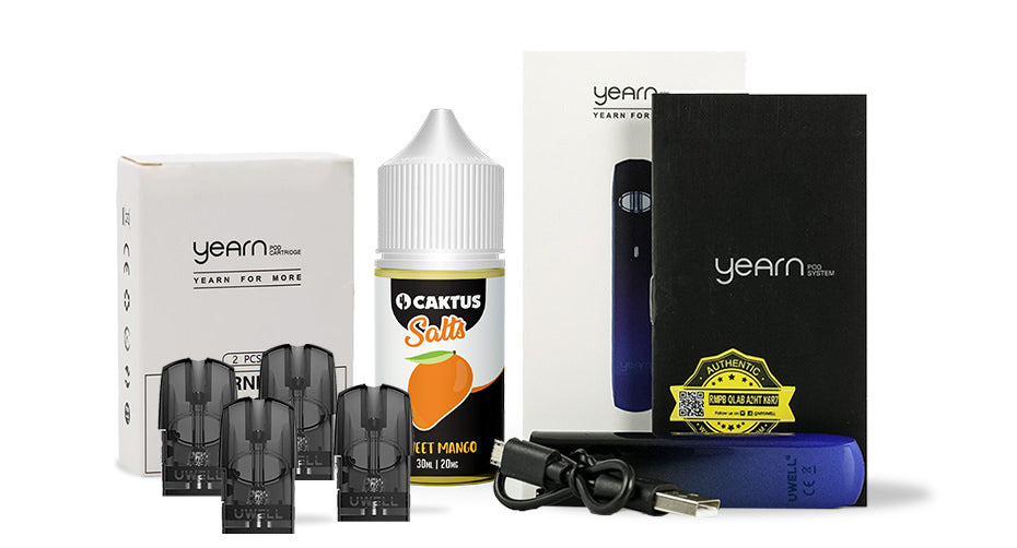 Uwell Yearn Bundle