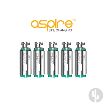 Coils - Aspire Breeze 2 Coil (5pcs)