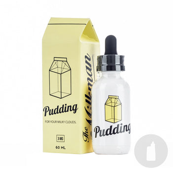 Eliquid - The Milkman Pudding