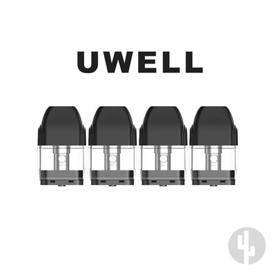 Uwell Caliburn Pods 2ml (4pcs)