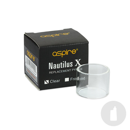 Aspire Nautilus X - Replacement Glass Tube