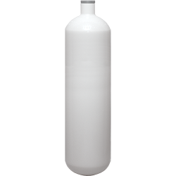 Duikfles staal 3 liter | 232 bar kort - D-Center
