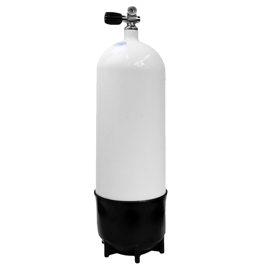 Duikfles staal 15 liter | 232 bar - D-Center