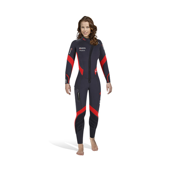 Mares Wetsuit FLEXA 5.4.3 She Dives - D-Center