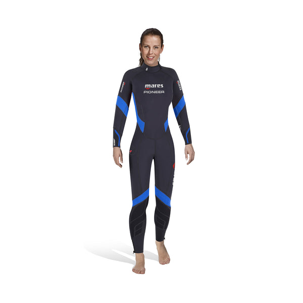 Mares Monosuit PIONEER 7mm She Dives - D-Center