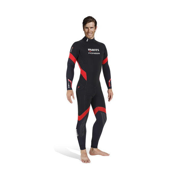 Mares Monosuit PIONEER 5mm Man - D-Center