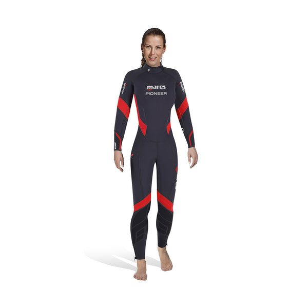Mares Monosuit PIONEER 5mm She Dives - D-Center