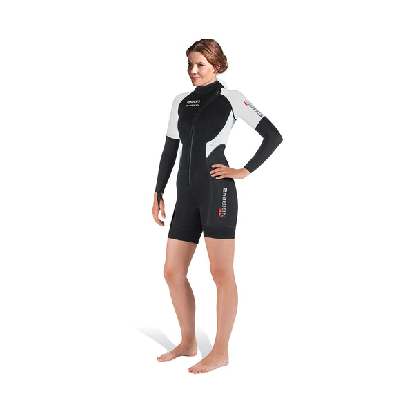 Mares Wetsuit 2nd SKIN SHORTY She Dives - D-Center