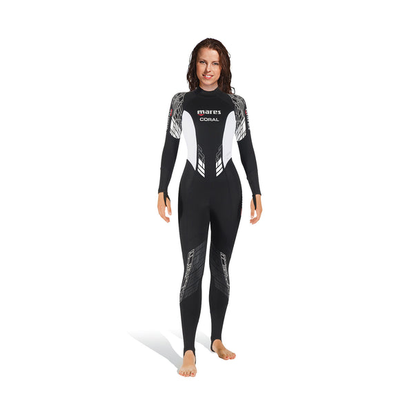 Mares Wetsuit CORAL 0.5mm She Dives - D-Center