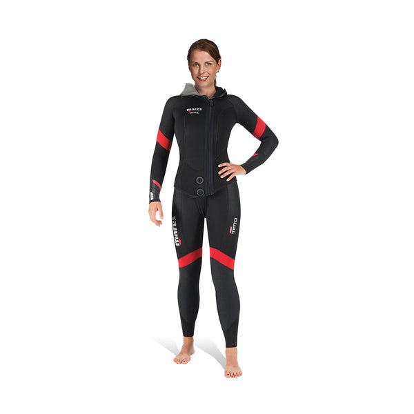 Mares Wetsuit DUAL 5mm She Dives - D-Center