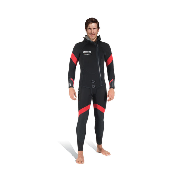 Mares Wetsuit DUAL 5mm Man - D-Center