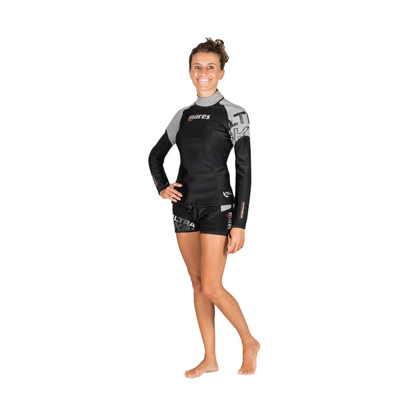 Mares ULTRASKIN L/S She Dives - D-Center