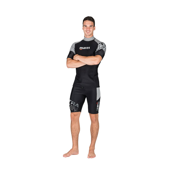 Mares ULTRASKIN S/S Man - D-Center