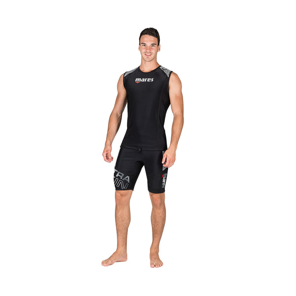 Mares ULTRASKIN Sleeveless w/o Hood Man - D-Center