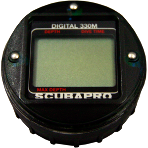 SCUBAPRO Bottom Timer 300 m - enkel capsule - D-Center