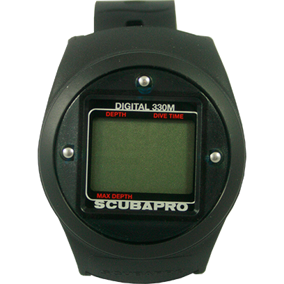 SCUBAPRO Bottom Timer Digital 330 m - D-Center