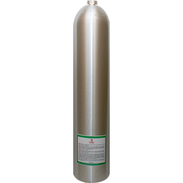 LUXFER 5,7l (40 cuft) 207bar | geborsteld - D-Center