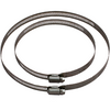 Hose Clamp RVS 60 - 195 mm RVS voor 80 cuft - D-Center