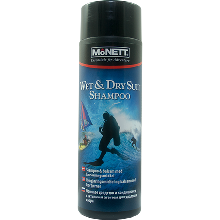 Wet & Drysuit shampoo - D-Center