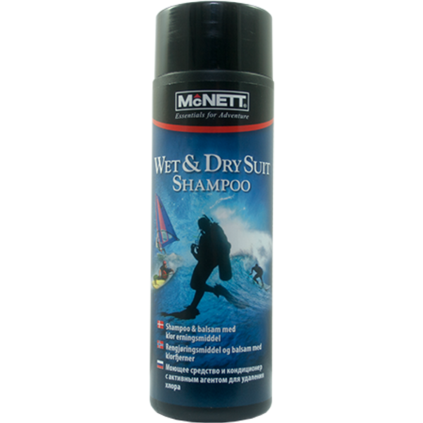 Wet & Drysuit shampoo