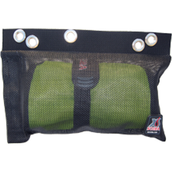 Mesh Carry Pouch - D-Center
