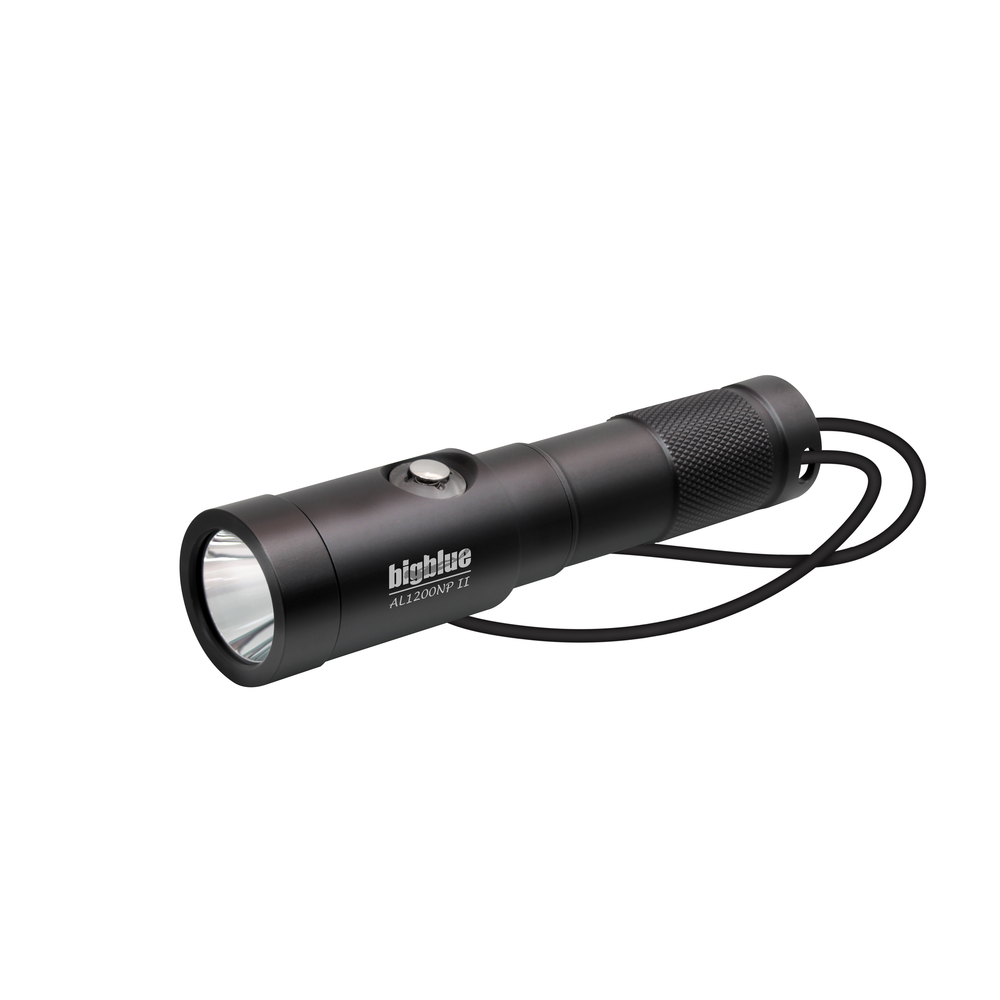 Duiklamp AL1200NP II 10° straal - 1200 lumen - D-Center