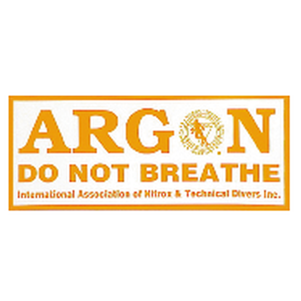 Argon sticker - D-Center