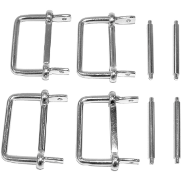 Buckles en pins kit