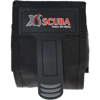 Quick-Release Weight Pocket black 2 kg - D-Center