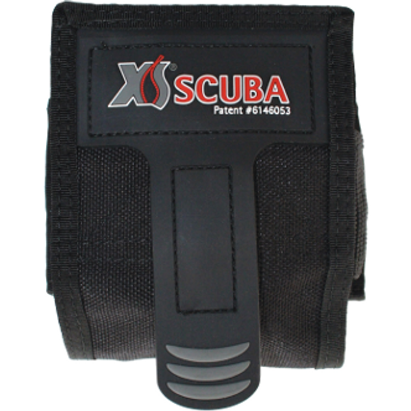 Quick-Release Weight Pocket black 2