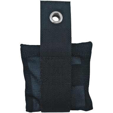 Tail Weight Pouch black 2