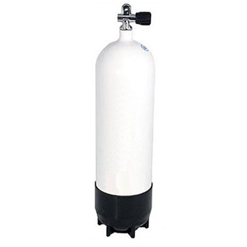 Duikfles staal 10 liter | 300 bar - D-Center