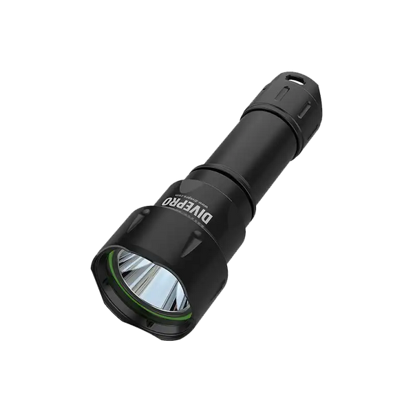 Duiklamp D6 5° straal - 1050 lumen - D-Center