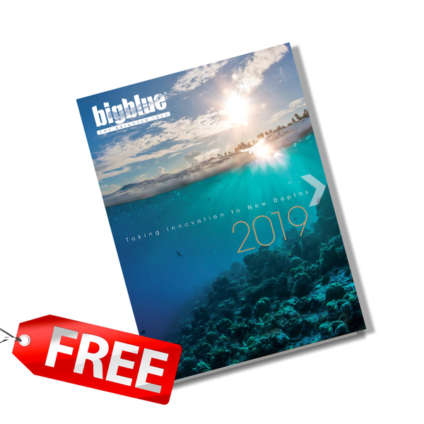 Catalogus Big Blue 2019 - GRATIS via post verzonden - D-Center