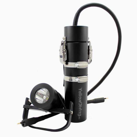 L10 cannister 8° beam - 1050 lumen - D-Center