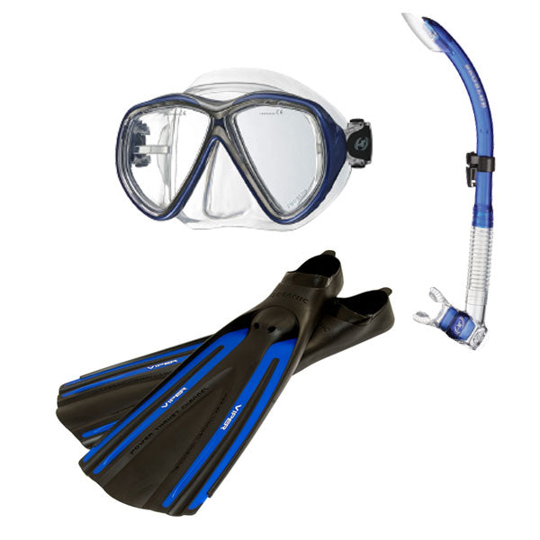 ATOMIC snorkelset - D-Center