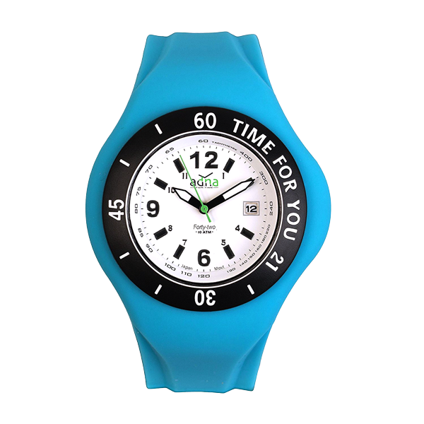 TIME FOR YOU - turquoise - D-Center