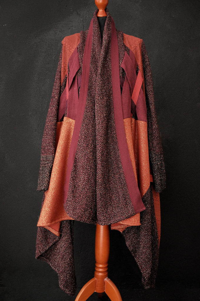 CROSS Blanket Knit Sienna