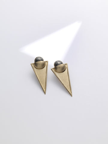 Cepheid Shadow Earrings