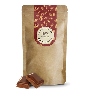 MARK Coffee Chocolate (Csokoládé) arcradír/testradír