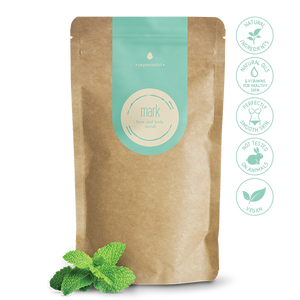 MARK Coffee Peppermint (Menta) arcradír/testradír