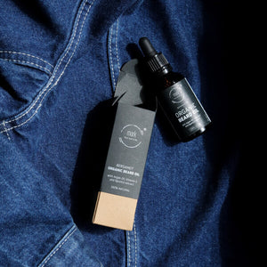 MARK organic beard oil