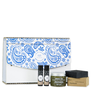 MARK Christmas gift bag Natural skincare