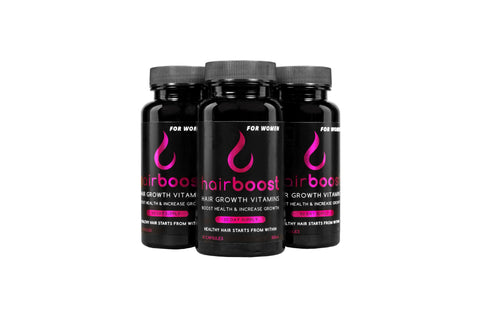 Hairboost Vitamins Ladies