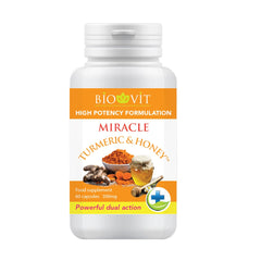 Biovit Turmeric and Honey Capsules