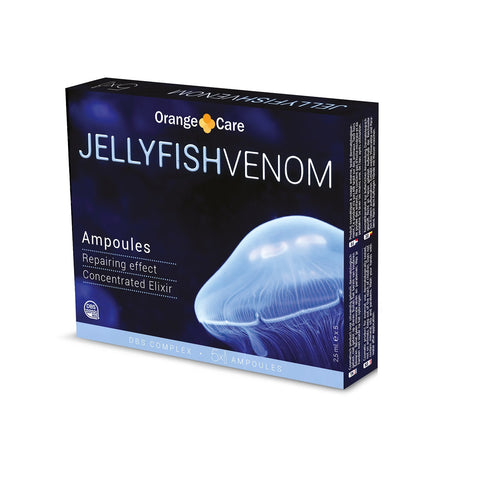 Jellyfish Venom Serum Vials